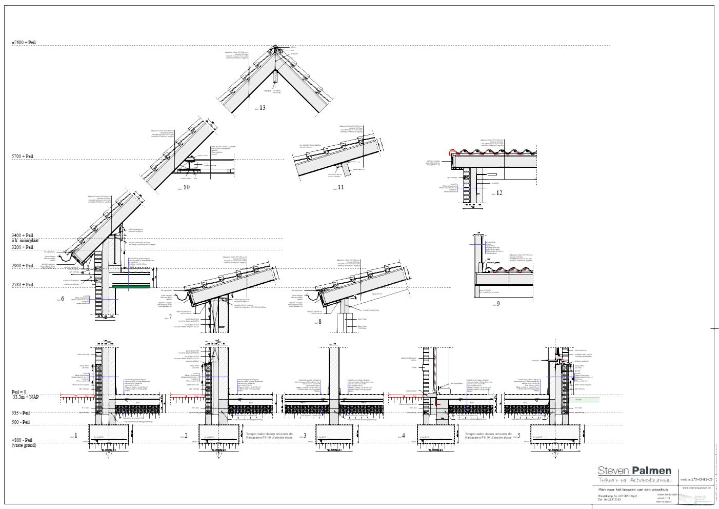 Details Nieuwbouw Merenveld Nederweert Steven Palmen