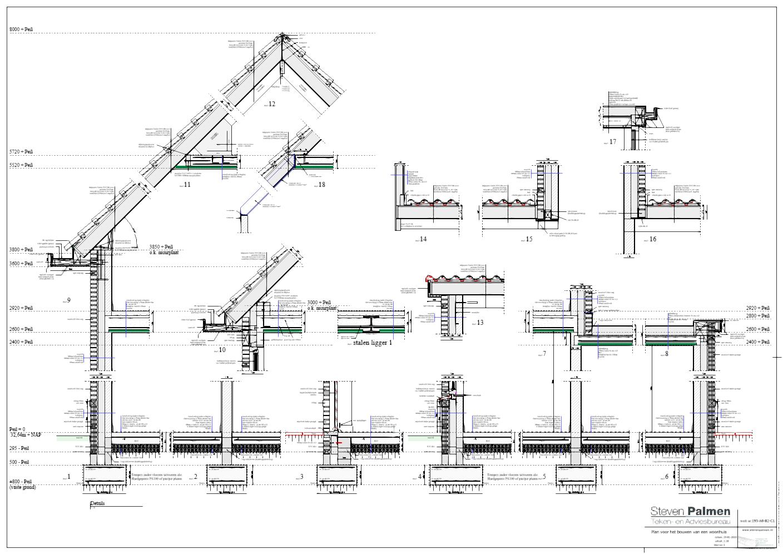 Details Nieuwbouw Laarveld Weert Steven Palmen